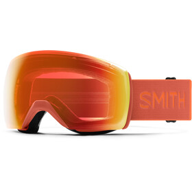 Smith Skyline XL Snow Goggles, burnt orange
